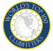 Dave Freed has been chosen to be one the WORLD'S TOP 100 CLUBFITTERS